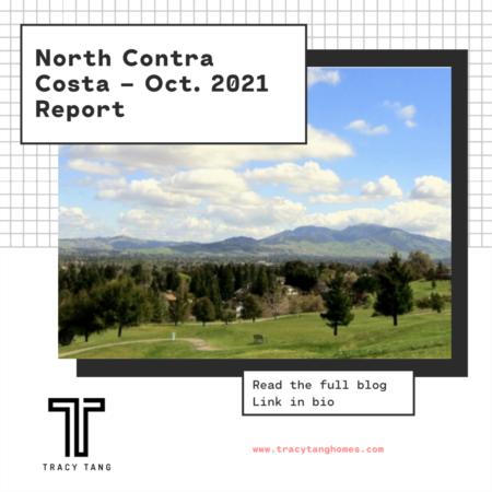 North Contra Costa - Oct. 2021 Report
