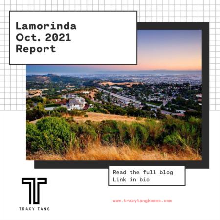 Lamorinda - Oct. 2021 Report