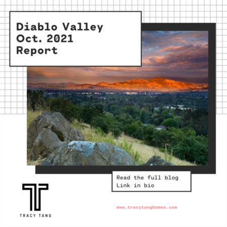 Diablo Valley - Oct. 2021 Report
