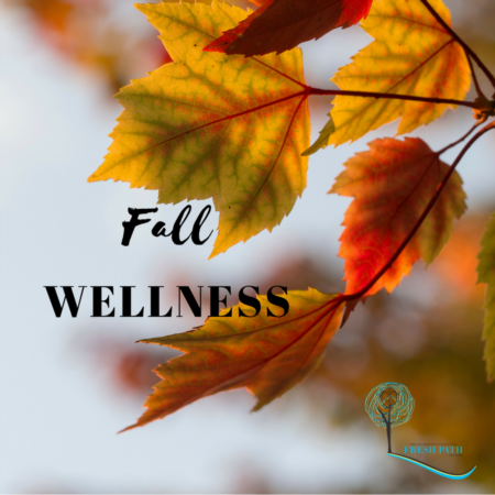 Autumn Wellness: Taking better care of ourselves this season