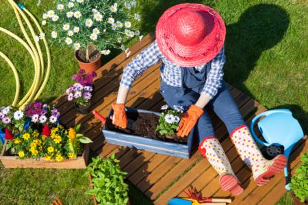 Spring Lawn & Garden Cleanup