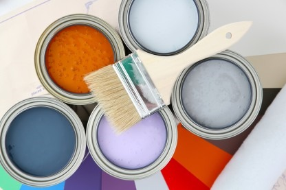 Can A Can Of Paint Really Boost My Home's Value?