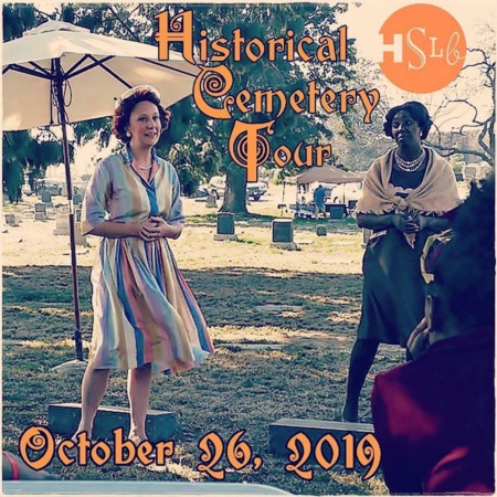 Historical Society of Long Beach Presents The 24th Annual Historical Cemetery Tour