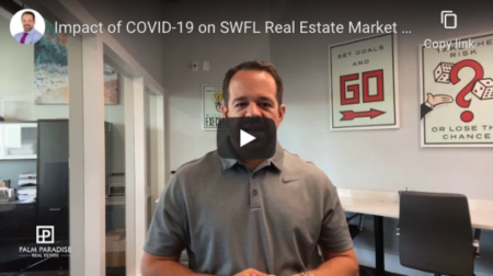 Impact of COVID-19 on SWFL Real Estate Market in April