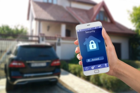 3 Types of Home Security Systems