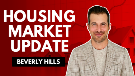 Beverly Hills Housing Market Update - August 2021