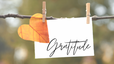 5 Ways to Teach your Children Gratitude