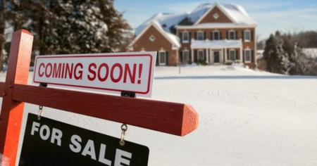 Why This Winter's 'Slow' Home-Selling Season May Be Hotter Than Ever