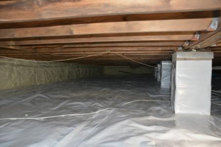 Crawl Space Maintenance: Insulation, Ventilation, and Encapsulation