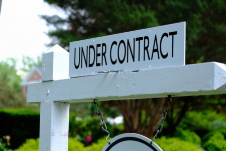 What is a Contingent House Listing?