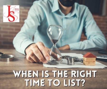 When is the Right Time to List?