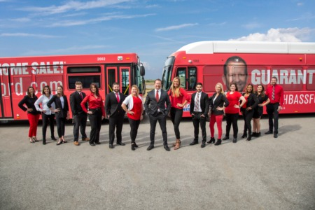 Check Out The New Set of Quad City Buses Featuring The Bassford Team