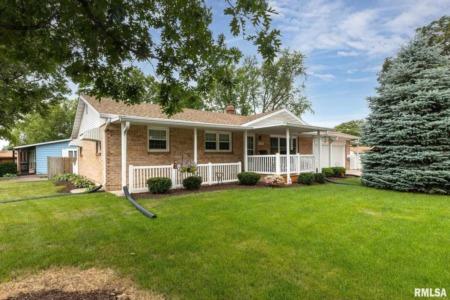 Delightful Homes for Sale in Davenport, Iowa