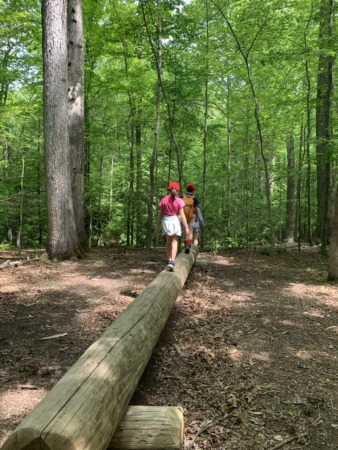 Where to hike in Clifton, Virginia