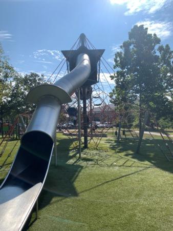 Best Playground in Arlington?