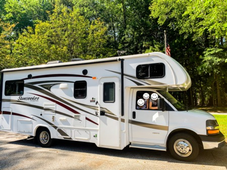 Tips for First Time RV Campers  - From Personal Experience!