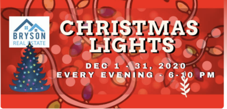 3rd Annual Christmas Lights & Synchronized Music Display