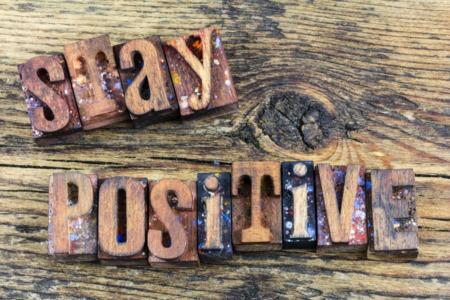 Motivational Monday - Stay Positive