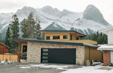 How I Designed My Dream Modern Mountain Home