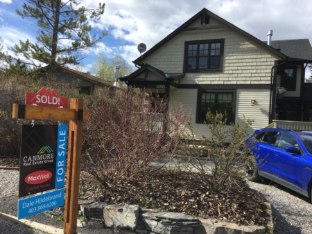 Canmore Real Estate is not Dead!