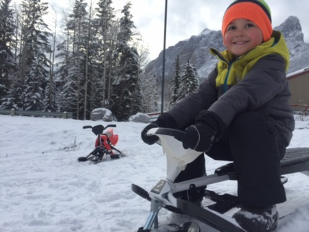 What To Do With Your Kids In Canmore During A Pandemic