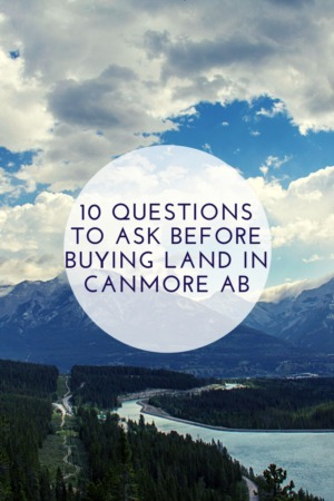 10 Questions to Ask Before Buying Land