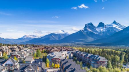 Canmore – Top of the Investment Market