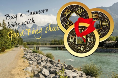 """House Hunting the """"Feng Shui"""" Way in Canmore"""