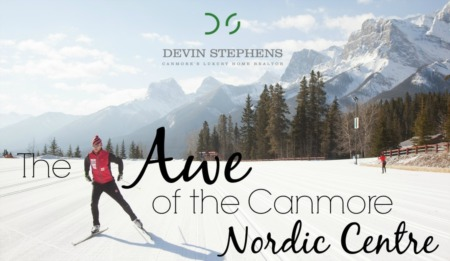 The Awe of the Canmore Nordic Centre