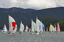Dillon Open Regatta this Weekend in Summit County.