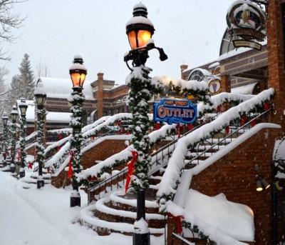 Holiday Season Starts in Breckenridge!