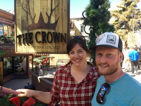 Uniquely Breckenridge: Brett and Sara Cox of The Crown