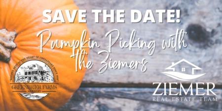 Annual Pumpkin Picking Client Appreciation Event