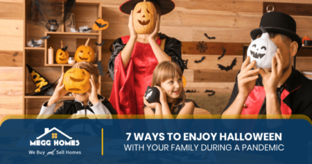 7 Ways To Enjoy Halloween With Your Family During a Pandemic