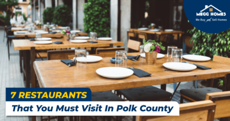 7 Restaurants That You Must Visit In Polk County
