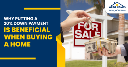 Why Putting A 20% Down Payment Is Beneficial When Buying A Home