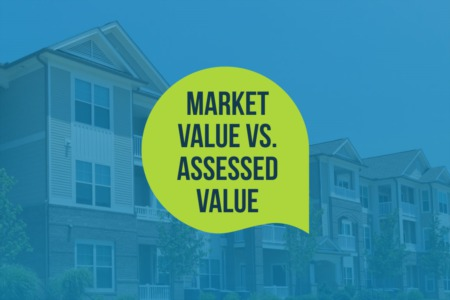 Real Estate Assessed Value Vs. Real Estate Fair Market Value