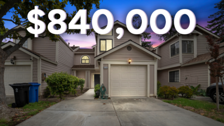 Touring this $840,000 Spectacular Townhome in Fremont, CA!