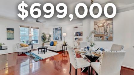 Inside a $699,000 Modern and High-Tech Condo in San Jose!