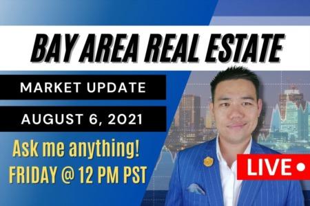 U.S. CDC announces new 60-day COVID-19 eviction moratorium | Bay Area Real Estate Market Report August 6, 2021