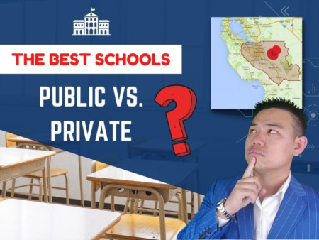The List is HERE! Let's Explore the BEST Private Schools in Santa Clara County, CA!