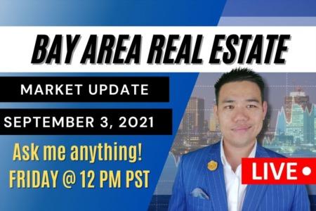 Google delays office return until Jan 2022! | Bay Area Real Estate Market Update September 3, 2021!
