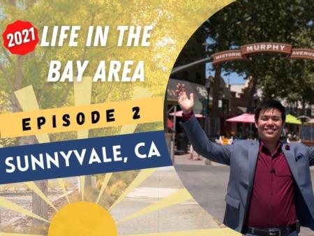 Bay Area City Spotlight - A day in the life touring Sunnyvale, California!
