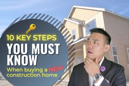 Buying a NEW construction home in the Bay Area? Here's what you NEED to know!
