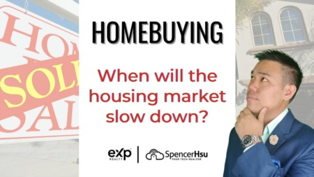 When will the housing market slow down in the Bay Area?!