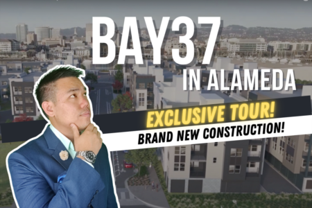 NEW CONSTRUCTION! Exclusive tour of Bay37 in Alameda, CA