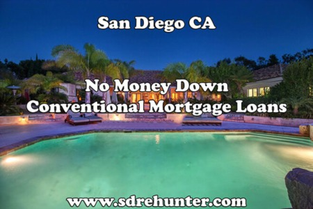 San Diego's #1 No Money Down Conventional Home Loan in 2021