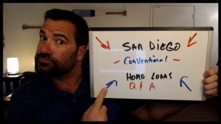 San Diego's #1 3% Down Conventional Home Loan Q & A for 2021