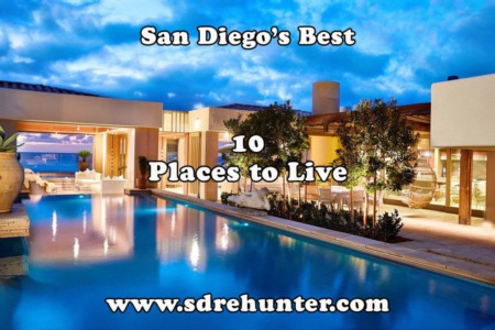 Revealed: San Diego's Best 10 Places to Live in 2021