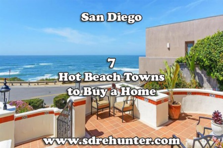 7 Hot San Diego Beach Towns to Buy a Home in 2021